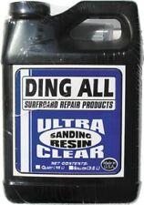 New listing Ding All Sanding Resin 1 Quart