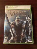Viking: Battle for Asgard (Microsoft Xbox 360, 2008) Brand New Factory Sealed