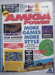 75806 Issue 01 Amiga Power Magazine 1991