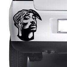 2Pac TuPac Shakur Car Window Wall Laptop Bumper Cool Stylish Vinyl Decal Sticker