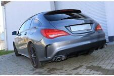 FOX Endschalldämpfer für Mercedes CLA  C117 X117 AMG Optik Endrohre rechts lin
