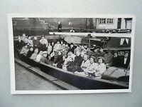 Ansichtskarte Hamburg Personen auf Schiff (Nr.606)