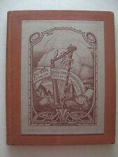 Villa Holz vom Zwetschgenbaum Sang zum Preis unserer lieben Vogelwelt 1914 Vogel