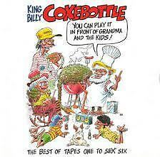 KING BILLY COKEBOTTLE The Best Of Tapes One To Six CD BRAND NEW