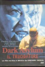 DARK ASYLUM - DVD