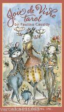 Joie De Vivre Tarot New Sealed 78 Color Cards Divination Joyful Paulina Cassidy