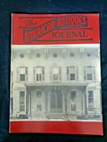 1948 AMERICAN ANTIQUES JOURNAL Mother Goose Coral Jewelry Bleak House PA Ivory