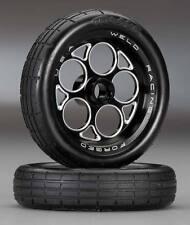 Traxxas 6969 Aluminum Tires/Wheels (2) Funny Car (6907)