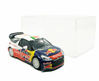 """Norev Citroen DS3 WRC Red Bull  no.2 Protugal 1/64 3"""" Free Display Case *Defect"""