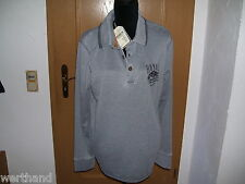 ARQUEONAUTAS polo pull shirt xl Gris Neuf 1995 look vintage