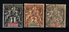 DAHOMEY - 1899-1905 - Navigazione e commercio