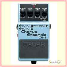 Boss CE-5 Chorus Ensemble Guitar Effects Pedal