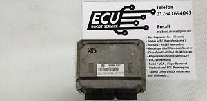 Motorsteuergerät ECU Siemens 03D906032C, 5WP40124, Simos 3PD -  IMMO OFF*