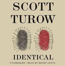 Scott Turow IDENTICAL Unabridged CD *NEW* FAST Ship in a CARTON !