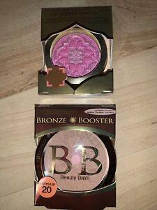 Physicians Formula Argan Wear Exotic Blushing Glow Blusher & Bronze Booster New