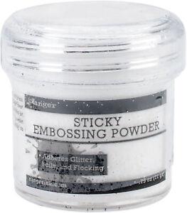 Ranger EPJ35275 Embossing Powder 24gr-Sticky (3Pk)