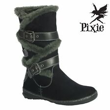 Pixie Footwear Amy Ladies Boots. UK sizes 3 - 8 Brand New In Box