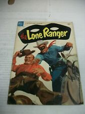 Dell THE LONE RANGER #69 March 1954