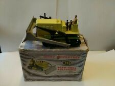 Boss Knox Bulldozer Vintage Rare Original Farm Tractor Dinky Super Toy Boxed
