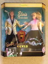 Barbie Loves Elvis Collector Edition 1996 w/ original August 1997 Receipt
