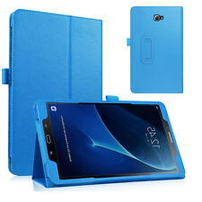 Samsung Galaxy Tab A 10.1 (2016) A6 T580 T585 P580 P585 Leather Stand Case Cover