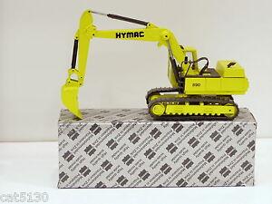 Hymac 890 Excavator - 1/50 - Conrad #2730 - N.MIB