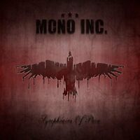 MONO INC. Symphonies Of Pain - Hits And Rarities 2CD Digipack 2017