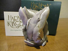 Harmony Kingdom Jump For Joy Humpback Whales UK Made Box Figurine SGN
