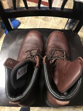 Red Wing style 606 size 15 D - 6 inch boots