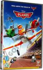 Planes Classic Animated Walt Disney Film Kids Childrens Movie DVD New Sealed