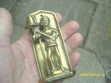 DOOR KNOCKER ORIGINAL  VINTAGE SOUTHWOLD JACK  KNOCKER  BRASS