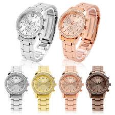 Markenlose Edelstahl Armbanduhren für Damen