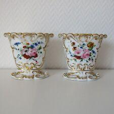 Zwei Biedermeier Vasen 2789/92