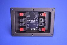 Marcato DVC-112 Outdoor Subwoofer Input Terminals