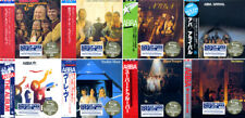 ABBA Japan MINI LP SHM-CD (8 titles) cotmplete set 2016
