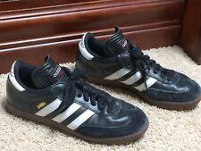 Adidas Samba Shoes Black White Gum Soccer Size 7.5