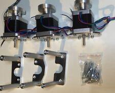 Proxxon MF70 Kit Nema 17 Motoren Schrittmotor  CNC