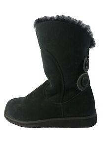 New EMU Australia Anda Pull On Women's Mid-calf Boots Size Aus 5 UK 3