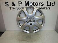 "Peugeot 308 07-11 16"" Novae Centre Wheel Hub Cap Trim 9646604080 #3"