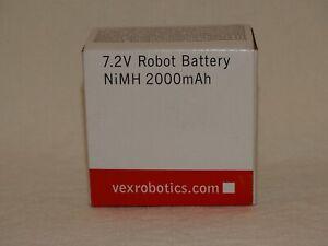 VEX Robotics 7.2V Robot Battery NiMH 2000mAh 276-1456 V5 EDR