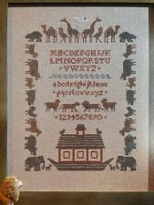 Noah's Ark Cross Stitch Graph by The Prairie Schooler