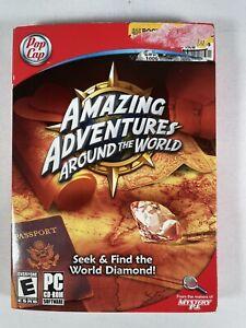 Amazing Adventures: Around The World - PC  NEW Mystery P.I.