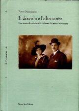 IL DIAVOLO E L'OLIO SANTO PIETRO MAZZAMUTO NUOVA IPSA SICILIA (A656)