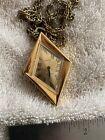 Vintage Waltham 17 Jewels Pendant Watch