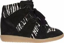 Isabel Marant Leather Lace Up Boots for Women