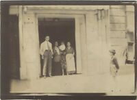 Snapshot Famille Fotografia Anonimo Vintage Analogica PL34L2P31B