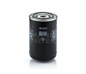 MANN Oil Filter W940/1