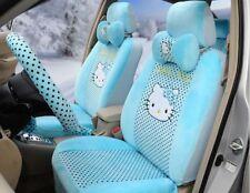 1 set cartoon women love universal car seat cover Cushion accessory plush TLA11