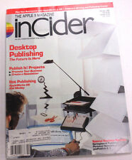 Apple InCider Magazine Desktop Publishing IIGs Publishing February 1989 111514R