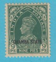 INDIA CHAMBA 72 MINT  NEVER HINGED OG ** NO FAULTS VERY  FINE !